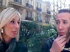 baiser une salope blonde sur internet