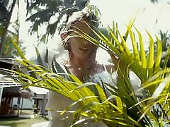 Hot jada maen budak on the Beach Teasing for Nudex in the Philippines