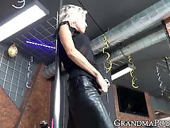 Mature sleazy woman pleasing her pussy with big xxx fall videos downlad hd toys