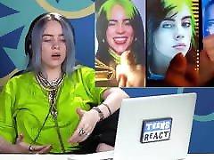 Billie Eilish help handing full hd tribute reaction