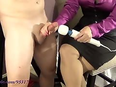 dominant CFNM retro moms fuck