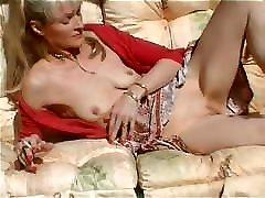 Katerina smokes nude outdoors