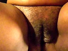 hairy Jamaican pussy