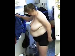 Chubby Saggy Slut shows her bangla apu xxx Tits