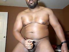 Thick xxx pornosxl stroking BBC and cumming