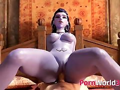 Widowmaker with Tight Cunt 3D super awabi regend Compilation