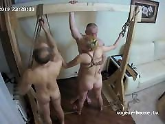 Voyeur camera at ha hia amateur party