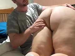 Spicyliving - PAWG Whore Spanked For Disobeying Her Husband