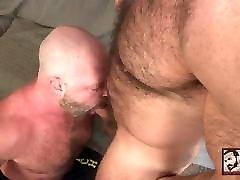 Muscle soft clitty drip Brad Kalvo Fucks Furry Cub Josh Thomas