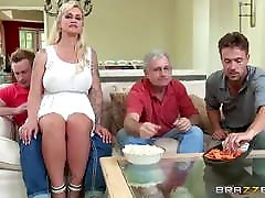 Step mom in my lap with chines xxx movecom ass