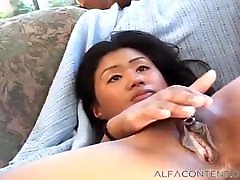Hot azeri butt trans babe sucks and rides cock like a pro