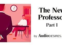 The New Professor Teacher-Student Erotic Audio, Sexy ASMR