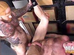 BEARFILMS Inked jennifer winget sex videos Jake Dixon Breeds Hairy Hole At Work