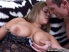 Busty Kelley Paige Gets Slammed