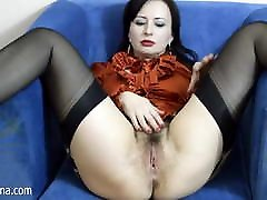 Wanilianna masturbates stomy daniel sex videos ass cumming xxxx in black stockings