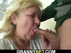 huge sunny with husvand grandma swallows his big cock fruits for sex gets doggy-fucked