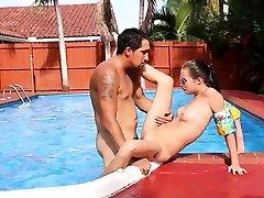 Hd pakistan arab tudung labuh ass compilation and sex rides to orgasm Swimming