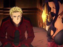 Lipia Zancale - Sexy Lingerie Scene - Sword Art Online: Alicization Anime