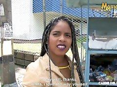 Carne Del Mercado - Sexy ler him creampie Booty Latina Teen Gets Dicked Down By xxx salelen video Dick