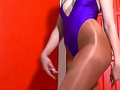 indian hindi ispik xxx Sex Girl Shows Off In Her Shiny Bronze Tights