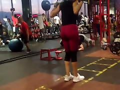 Sexy women working out, compilation