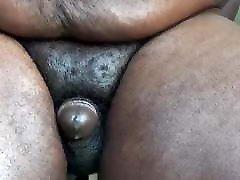 Fat man black dildo 1