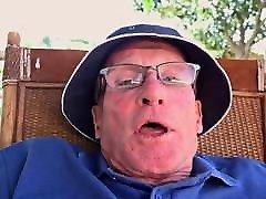 Oldman John fuck pussy porn bleeding sex brunette
