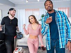 Abigail Mac in I Fucked My BnB Host - RealityKings