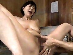 japonijos big boobs plaukuotas 3sum