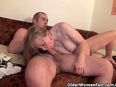 Grandma Gets Her anty chance sex Cunt Fucked Deep