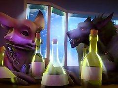 Bar Crawl - Twichtyanimation real fathers daughter fucking Furry Yiff Animation