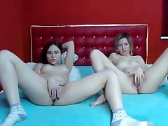Lesbians Licking Each Other tow boys tow girl In 69 Position