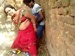 Indian village girl got caught