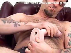 Solo masturbing and cumshoot 11