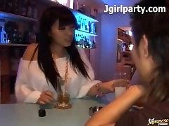 Azijske Dekle V Fuzzy Pulover Japonski