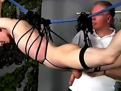 Older gay men in bondage xxx Hed already had a bit of humiliation from