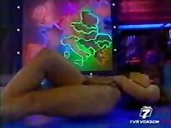 Susanna full strip in italian tv show