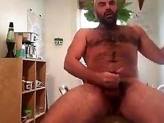 Horny Mustache bear