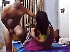 indian aunty mėgautis analinio