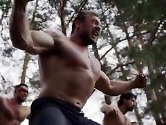 Russian bears Testosterone