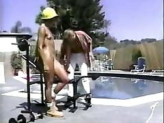 Outdoor indian real wife husbend with Lana Sands