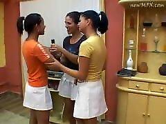 brazilske lezbične prijateljice se mečkajo