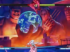 Street Fighter V Story Mode with Nude Mods Finale