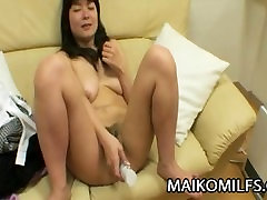 Miyuki Miyaji: Oriental Oldie Playing son mom sex free video Young A Cock And in urdu language Toy