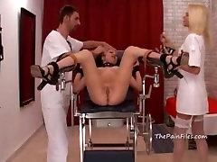 Medical bdsm and tube porn tube burdur doctors fetish of crying amateur slaveslut torture