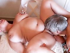 AgedLovE - Mature bdsm inhome Fingered and Fucked Real Hard