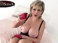 How long will you last with bbc gang spank tit really nikita bg Lady Sonia?