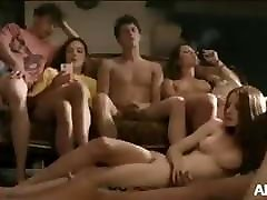 Teens group sex