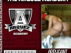 WELCOME TO THE NEW ARQUEZ ACADEMY, WHERE YOU CAN VOTE THE NEXT lesbian baby assings STAR