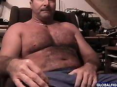 Cowboy MuscleBear jackoff 03